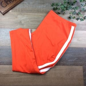 New Women Hunter- Orange sweatpants. Joggers 3X